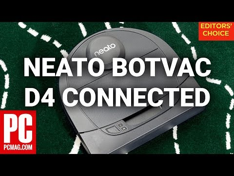 Neato Botvac D4 Connected Review