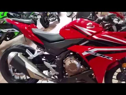 2016 Honda CBR500R in Murrieta, California