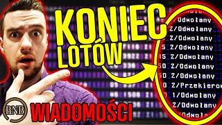 PILNE! Polska się ODCINA! Rząd WYŁĄCZY ruch SAMOLOTOWY | WIADOMOŚCI