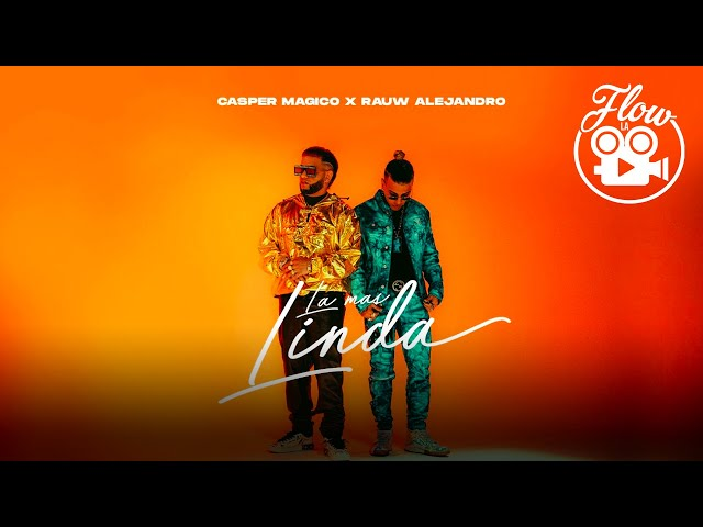 Casper Magico & Rauw Alejandro - La Mas Linda (Video Oficial)
