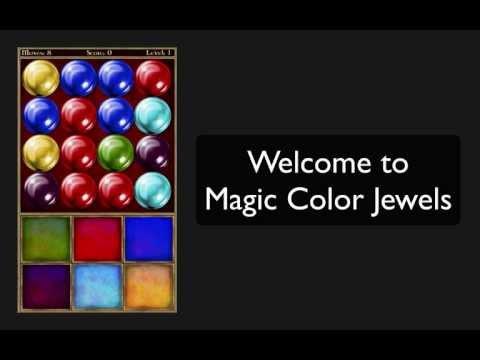 Video of Magic Color Jewels