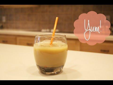 Video SolyAll: Healthy, Low Calorie Milk Tea Recipe