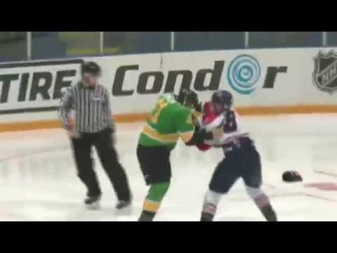 Calvin Spencer vs. Tanner Nagel