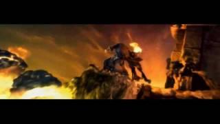 World of Warcraft DOTA trailer