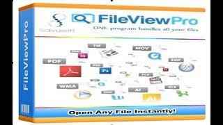 Скачать FileViewPro для открытия ваших файлов HD прямо сейчас