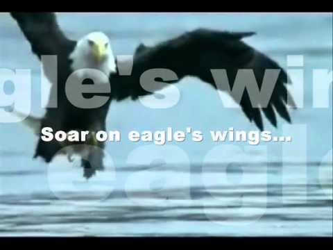 """Soar on Eagle's Wings"" By Elaine Oswald"