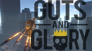 Guts and Glory - Larry The LSD-addicted Rocket Scientist! - Game Update - Guts and Glory Gameplay