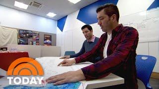 'Property Brothers' Surprise Kids In Harlem With New Learning Space | TODAY