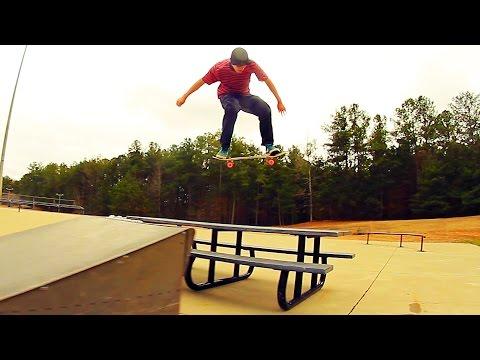 DEER LICK Skatepark (HD)