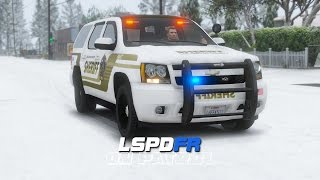 LSPDFR - Day 172 - Snow Day