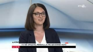 Debat – VV në opozitë, përballja me qeverinë Hoti!