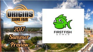 Summer Preview: First Fish Games (Get Off My Land!)