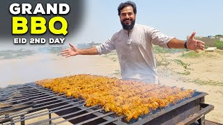Grand Barbeque on Eid 2nd Day