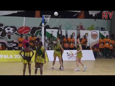 Uganda beats SA to win World University Netball Championship
