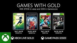 Games With Gold di giugno 2021