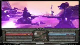 Warhammer 40k Dawn of War - Soulstorm // Tau Vs Space Marine