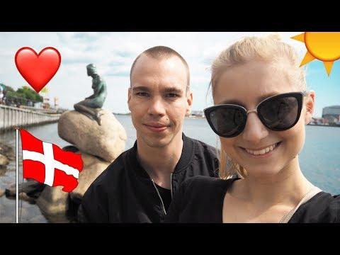 Kodaň ✈️ Flabcation Vlog