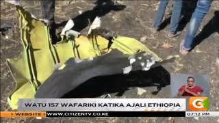 Nini haswa kilichotokea katika ajali ya ndege ya Ethiopia Airlines?