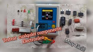 Como  Reconocer y Medir Componentes Electronicos  / With what can we recognize components?