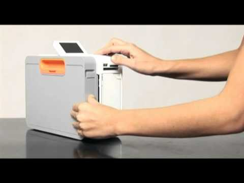 Nueva impresora fotográfica portátil