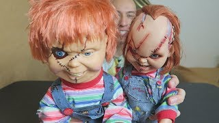 UNBOXING | Chucky Animated Talking Doll from Bride of Chucky