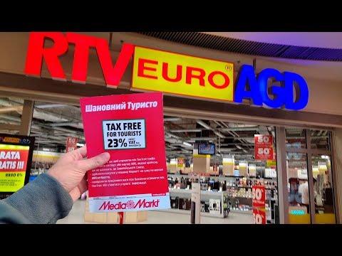 TAX FREE или КАК ПОКУПАТЬ В ЕВРОПЕ ДЕШЕВО