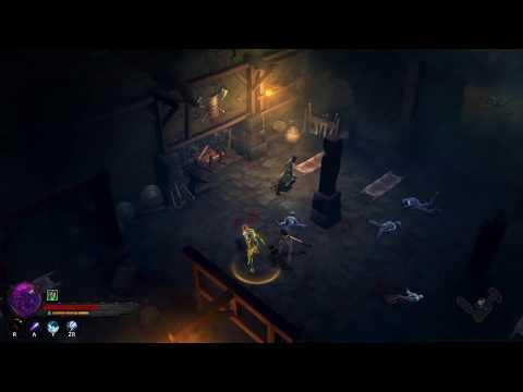 Видео № 0 из игры Diablo III (3) Eternal Collection [PS4]