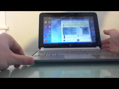 HP Mini 210 video review