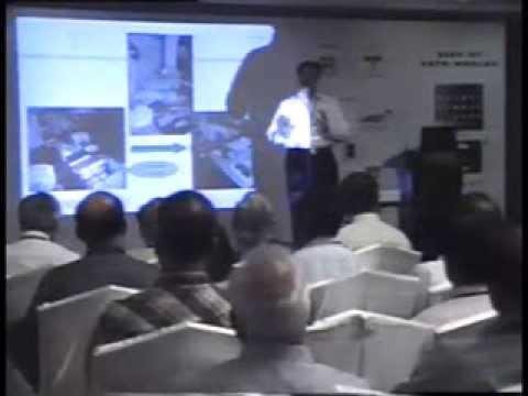 Print Summit 2005 : Faheem Agboatwala at Print Summit 2005