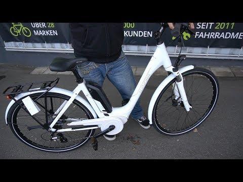 Winora Sinus 2020 Tiefeinsteiger E Bike