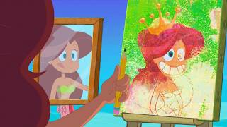 (SEASON 1)🏝️ Zig & Sharko BEST CLIP HD 🐍 #106
