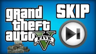 HOW TO SKIP ALL MISSIONS IN GTA 5 FOR BEGINNERS  (WORKING) 2017