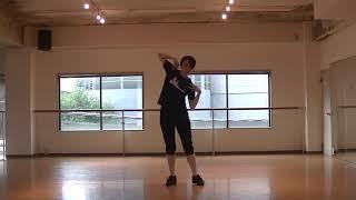 瀬稀先生のダンスレッスン〜振付中1振り練習〜のサムネイル画像