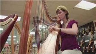 Harps : How Does a Harp Make Sound?