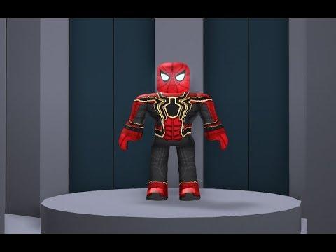 How to make Iron Man Infinity War in Robloxian High School