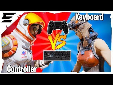 Evade Controller vs Keyboard & Mouse (ft. Pocket, Brecci, Tendy, Kariyu, etc)