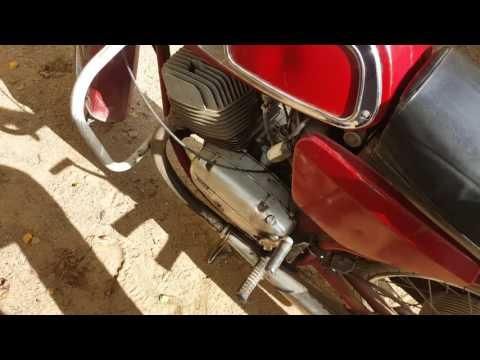 Das Benzin 92 in die Motorsense die Windstille