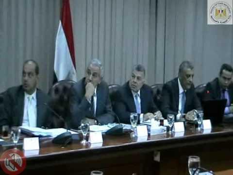 وزارة التجارة والصناعة تستضيف اجتماع مجلس ادارة مدينة دمياط للأثاث