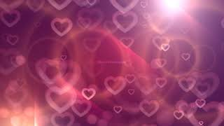 love background video HD | Hearts falling background | Love Motion Background | Wedding backgrounds
