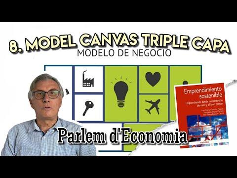 8 - El modelo Canvas de triple capa: modelos de negocio sostenible[;;;][;;;]