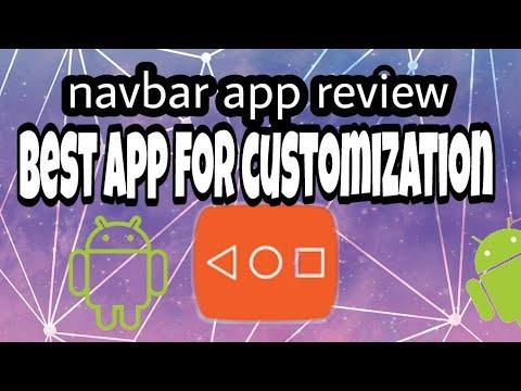Navbar app review (best app for customization)