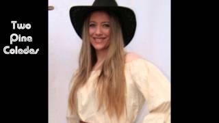 Jenny Daniels singing Two Pina Coladas (Original by Garth Brooks)