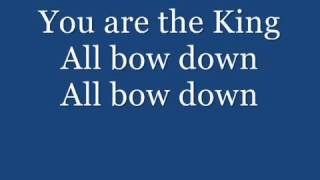 All Bow Down  -Chris Tomlin