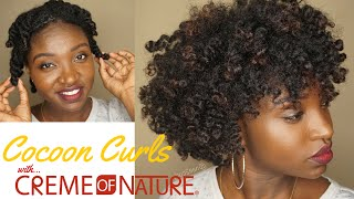 How To: Cocoon Curls | Creme of Nature