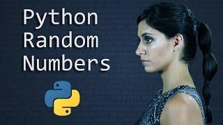 Python Random Number Generator: the Random Module  ||  Python Tutorial  ||  Learn Python Programming