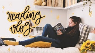Reading Vlog// City Of Ashes + UNBOXING