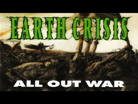 EARTH CRISIS - All Out War [Full EP]