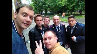 Полицейский с Рублёвки. Яковлев не отмечает день капитана.