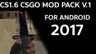 POFX - Counter Strike 1.6 - CSGO mod pack for Android EN-ไทย