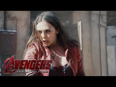 Download The Avengers:Age of Ultron - Hawkeye & Scarlet Witch HD HD Mp4 3GP Video and MP3